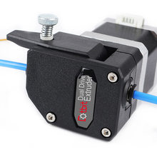 Newly Bowden Extruder BMG Cloned Btech Dual Drive Extruder for Wanhao D9 Creality CR10 Ender 3 Anet E10 DC128(China)