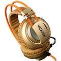Vibração Gaming Headset Grandes Fones De Ouvido & Noise Isolando Fones De Ouvido com Microfone Gamer Marca Xiberia Marca dj 3.5mm v10