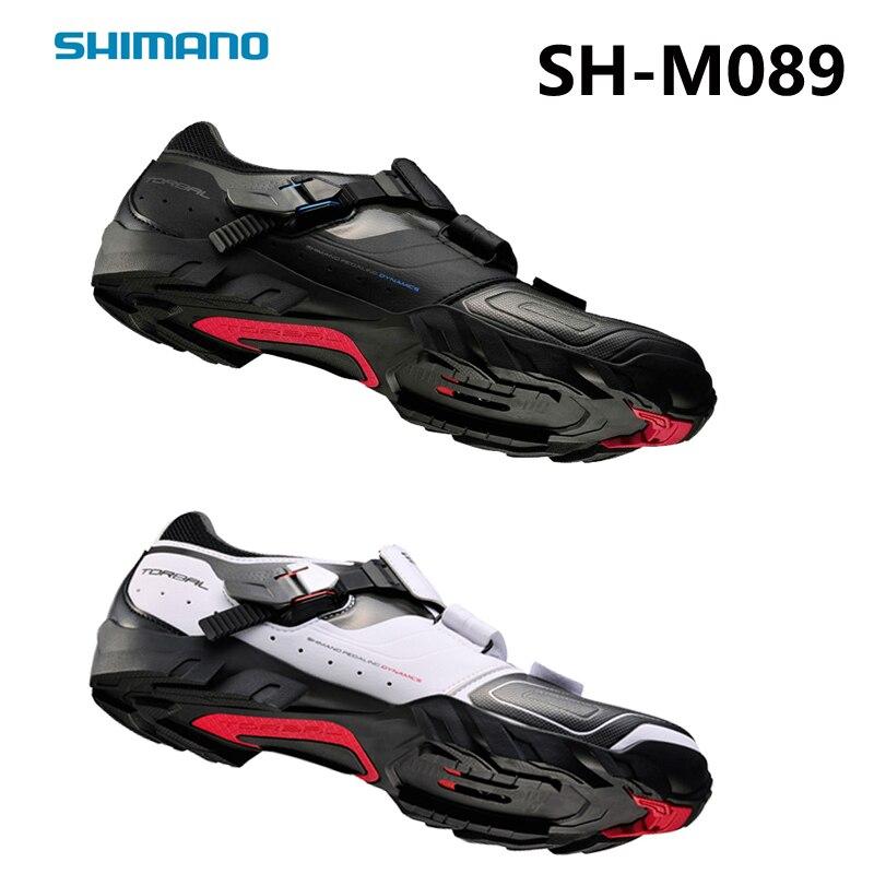 a9fa34e0900 Shimano M089 mtb cycling shoes mountain bike shose spd bicycle shoes men  winter sport enduro womens cleat boots