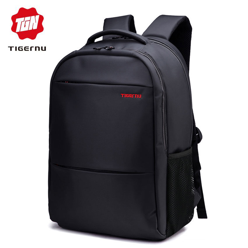 08303a13d9 High quality Men Brand Backpack 15.6inch Laptop Backpack for Women Backpack  Waterproof Nylon Schoolbag for Girls Boy