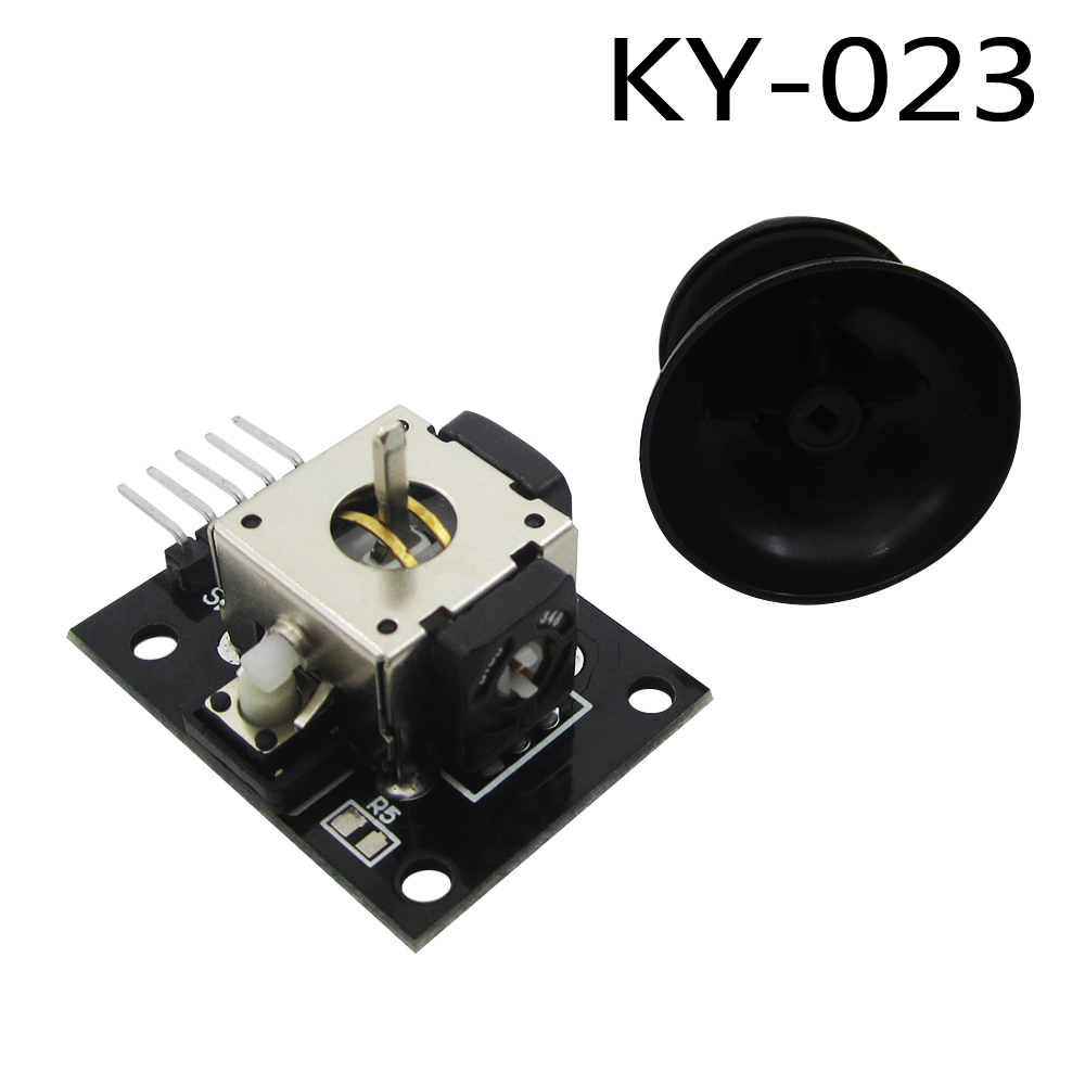 1 PCS/LOT double axe XY Joystick Module KY-0231 PCS/LOT double axe XY Joystick Module KY-023