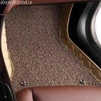 Автомобильные коврики вкладыши для Mercedes Benz X164 X166 GL GLS класса GL350 GL400 GL450 GL500 GL550 автомобильные аксессуары коврики ковер