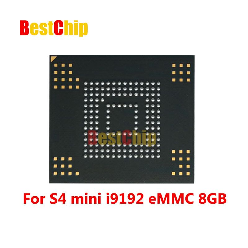 EMMC memory flash NAND with firmware for Samsung I9192 Galaxy S4 mini (Dual SIM-Card)