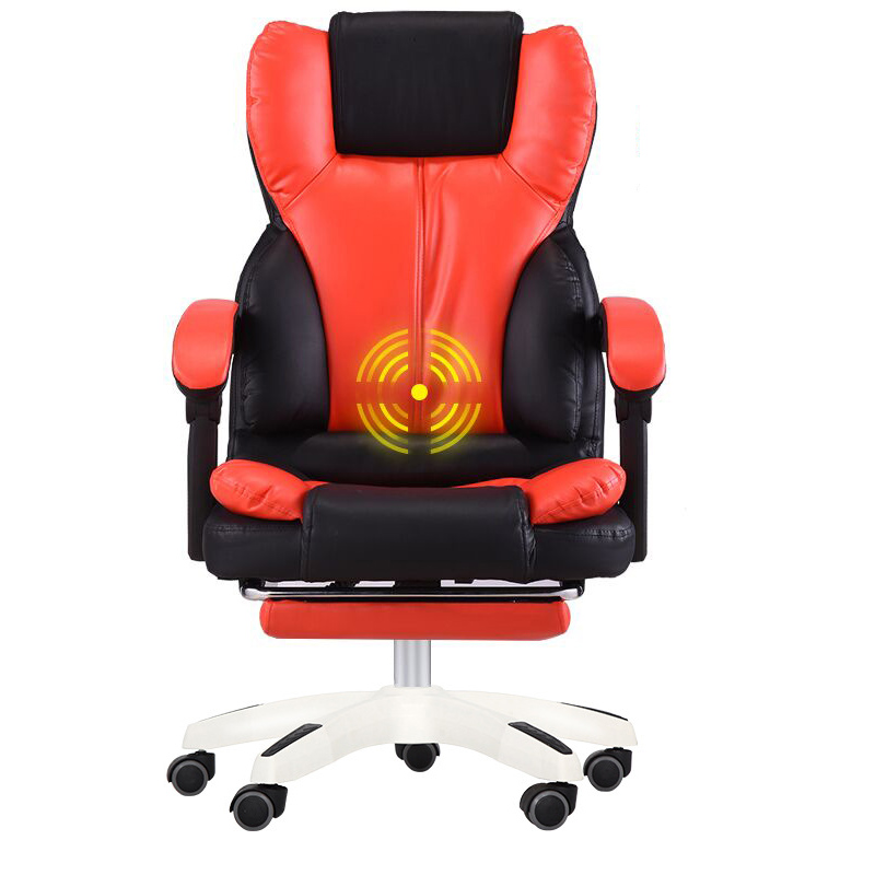 Купить с кэшбэком YUEWO High Quality Office Boss Chair Ergonomic Computer Gaming Chair Internet Cafe Seat Household Reclining Chair