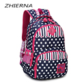 ZHIERNA Women Mochila School Backpack for Teenage Girl Backpacks Fashion Nylon Laptop Bookbag Female Back Pack Bagpack Sac A Dos