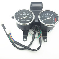 Motorcycle Motor GN125 Speedometer Tachometer For Suzuki GN125 Instrument Assembly Mechanical File Or Electronic File
