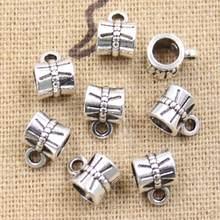 50 шт., 10x7x7 мм, звено для браслета-ожерелья 4,5 мм