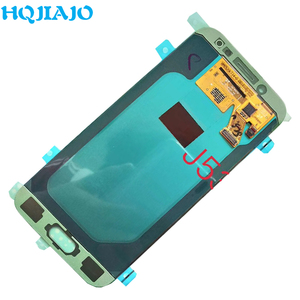 Image 4 - Super Amoled LCD Screen For Samsung J530 J5 Pro 2017 J530Y Touch Screen Digitizer LCD Display For Samsung Galaxy J5 Pro J530F