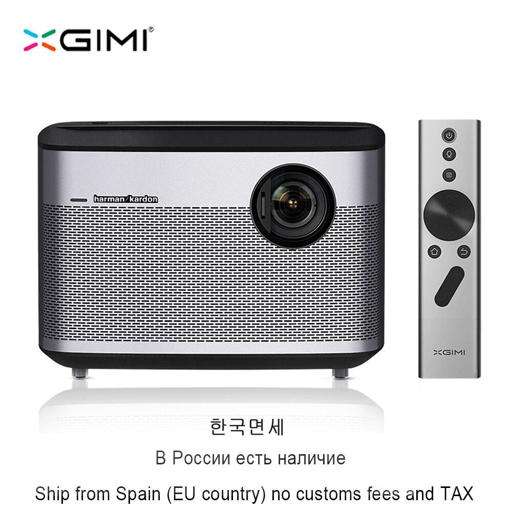 XGIMI H1 DLP Projecteur 1920x1080 Full HD 3D Soutien 4 k Proyector Android 5.1 Bluetooth Wifi Home Cinéma 300 pouces Écran Beamer