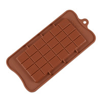 Supply Baking Mold Rectangular Square Silicone Cake Mold Chocolate Block Mold Jelly Pudding Chocolate Mold DIY Bath Soap L4