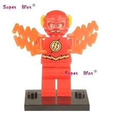 20pcs star wars superhero marvel Flash dc building blocks action figure bricks model educational diy baby toys