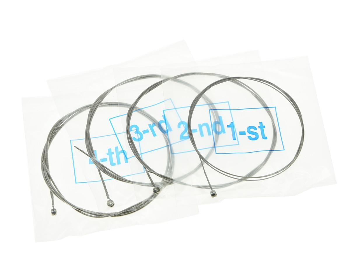 Alice 4 cuerdas cuerdas para bajo eléctrico Cuerdas para guitarra - Instrumentos musicales - foto 3