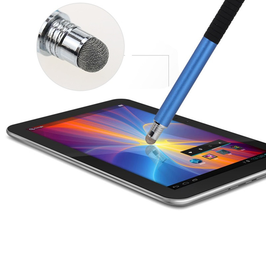 Multi Functional 2 in 1 Stylus Touch Pen for Smartphone Fine Point Round Thin Tip Capacitive Screen Stylus Touch Pen for Drawing in Mobile Phone Stylus from Cellphones Telecommunications