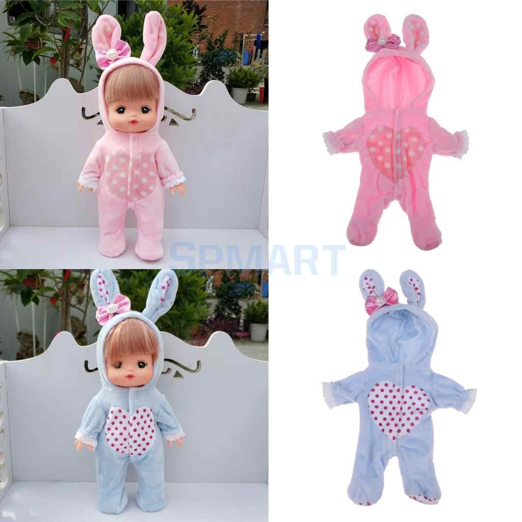 51bb661e3cc0 Detail Feedback Questions about Cute Hooded Jumpsuit Rabbit Romper ...