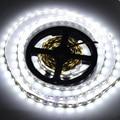 LED Strip light RGB/Warm white/White SMD 5050 DC12V 5M 300led flexible bar light high brightness Non-waterproof