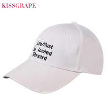 New Summer Womens Fashion Baseball Caps Hats Snapback Youth Girls Sun with Wide Brim Outdoor Solid Color Casual