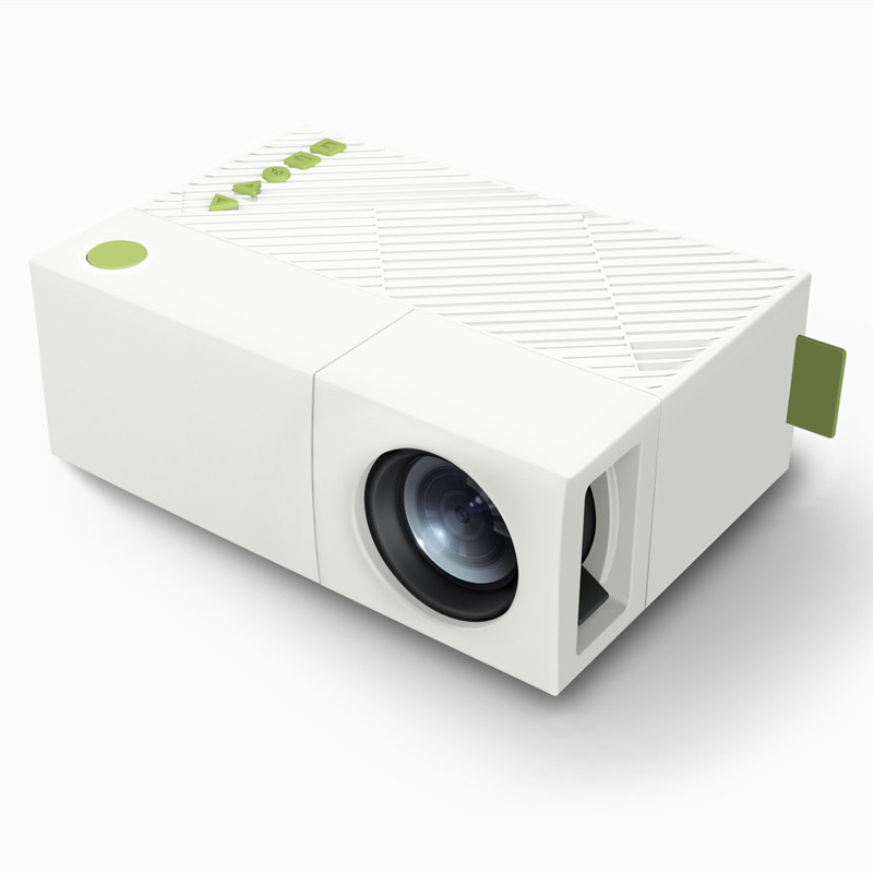 New YG310 Home Projector LED Mini Micro Projector Handheld Projection Home Theatre System miniature HD 1080P Portable Projector ...