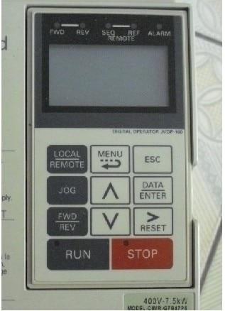 616G7/F7/E7/P7inverter/operation panel, display panel display цена и фото