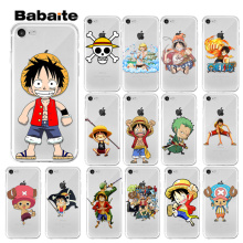 Babaite ONE PIECE Luxury Unique Design Phone Cover for Apple iPhone 7 8 6 6S Plus X XS MAX 5 5S SE XR Mobile Cases цена