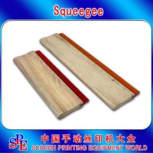 Free Shipping One Piece 10CM Length Silk Screen Squeegee for Screen Printing Oiliness Squeegee with Shipping Fee