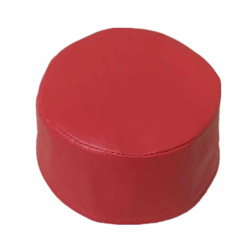 Detail Feedback Questions about Red Leather Men Muslim Turban Prayer