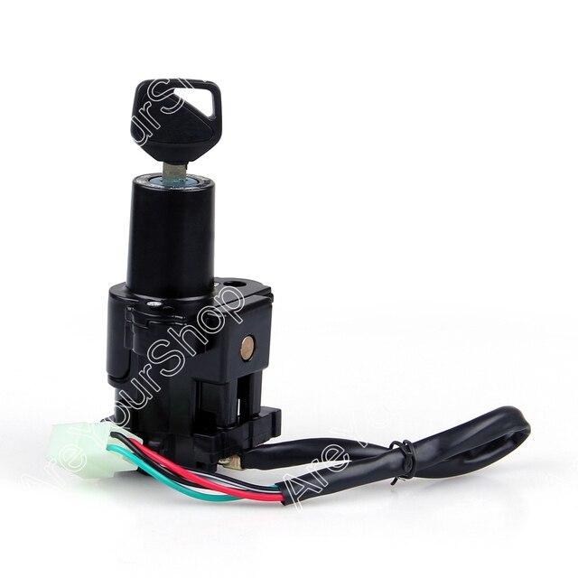 Areyourshop Universal Ignition Switch Lock Keys For Honda Cbr1100xx
