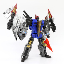 (IN STOCK) TOYS G-CREATION SRK04B BLUE SHURAKING.