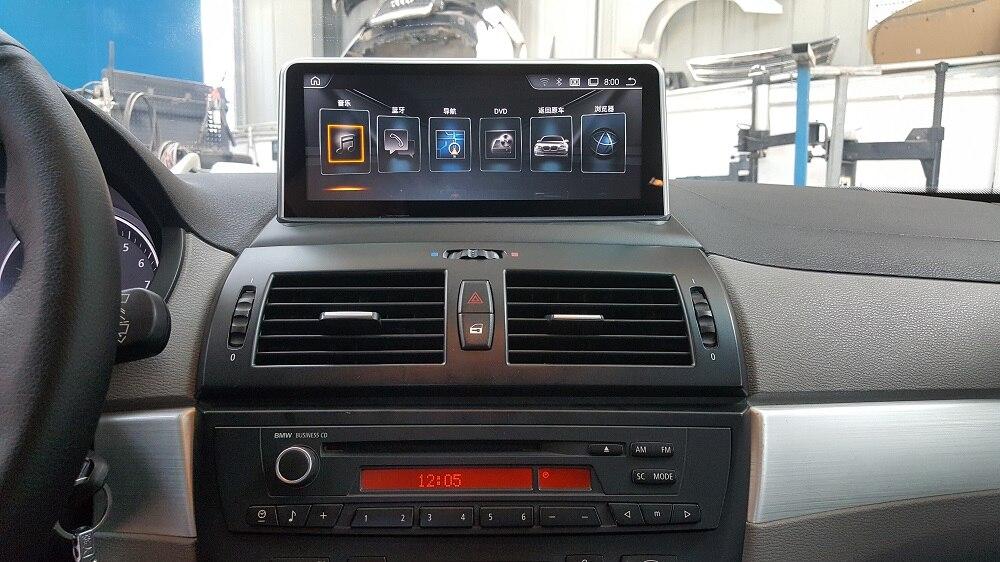 Otojeta высокого класса Quad Core Android 4.4.4 автомобиля сенсорный экран Мультимедиа головных устройств для BMW X3 E83 (2004 2009) w/o оригинальный Мониторы
