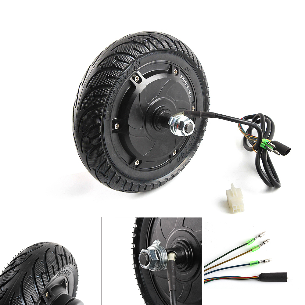 <font><b>Electric</b></font> <font><b>Scooter</b></font> Hub <font><b>Motor</b></font> <font><b>Wheel</b></font> 24V 36V 48V DC Brushless Toothless 8