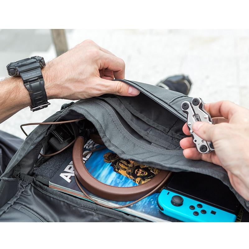 OneTigris sac de messager tactique pour hommes sac à bandoulière militaire pour hommes de voyage ou de vie urbaine - 5