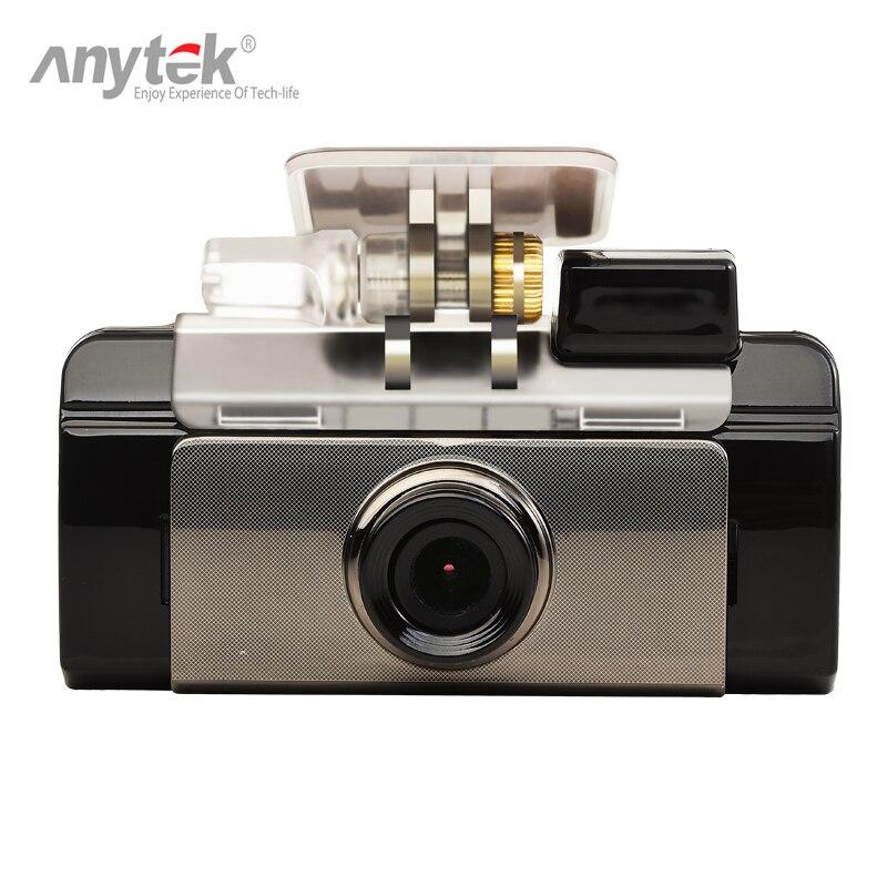 Original Anytek G200 Car DVR 1080P Full HD Wifi Dash Camera Camcorder Dash Cam Video Recorder