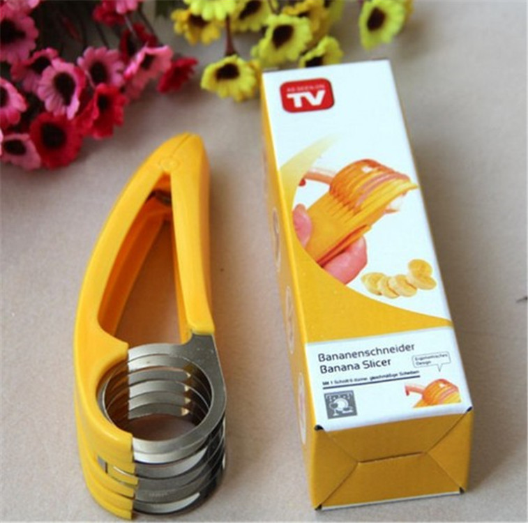 Lovely Kitchen Gadgets Slicer Cuisine Household Kitchen Appliances Lazy Life  Practical Essential Gadget Cut Bananas On Aliexpress.com | Alibaba Group