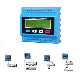 TUF-2000M TS-2(DN15~DN100mm)TM-1(DN50~DN700mm)/TL-1(DN300~DN6000mm) Ultrasonic Flow/Module Flow Meter High temperature Flowmeter - DISCOUNT ITEM  5 OFF Tools