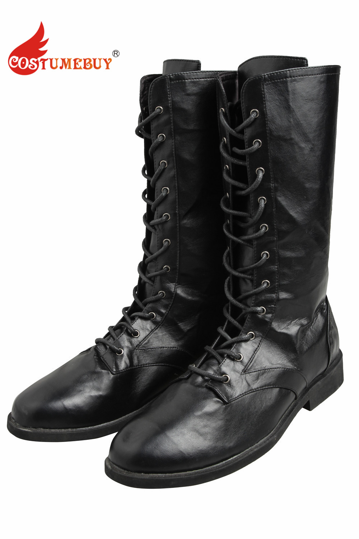 5de444ee12e US $41.07 21% OFF|Costumebuy Spider man black Boots Cosplay Accessories  Halloween Spider Man Noir Shoes Spider Man Cosplay Black Boots Props-in  Shoes ...