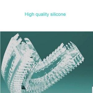 Image 4 - Зубная щетка электрическая Беспроводная для взрослых, 360 градусов, автоматическая
