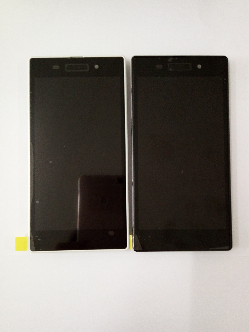 Factory price for Sony Xperia Z1 L39 L39H LCD C6902 C6903 C6906 LCD Display Touch screen Digitizer Assembly with frame