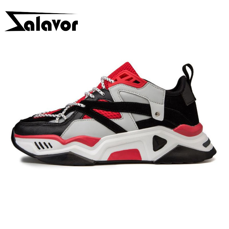 ZALAVOR Colorful Ins Hot Brand Running Shoes Man Daily Casual Thick Bottom Sneakers Fashion Jogging Shoes Footwear Size 39-44ZALAVOR Colorful Ins Hot Brand Running Shoes Man Daily Casual Thick Bottom Sneakers Fashion Jogging Shoes Footwear Size 39-44