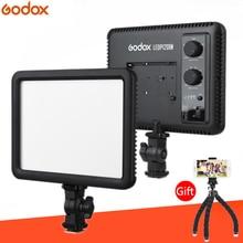 Godox Ultra Slim LEDP120C 3300 K ~ 5600 K Studio Video Liên Tục Ánh Sáng Đèn Đối Với Máy Ảnh DV Máy Quay Phim