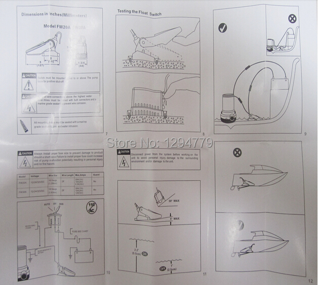 wiring 101bilge pump float switch the hull truth boating, engine diagram, wiring diagram for rule auto bilge pump