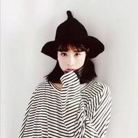 2016 carácter venta nueva moda casual invierno sólido Gafas patrón tejer sombrero al aire libre skullies y gorros sombreros de las mujeres