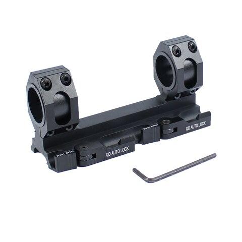 hunting rifle scope mount 25 4mm 30mm 20mm ferroviario picatinny cantilever weaver riflescope montagem de