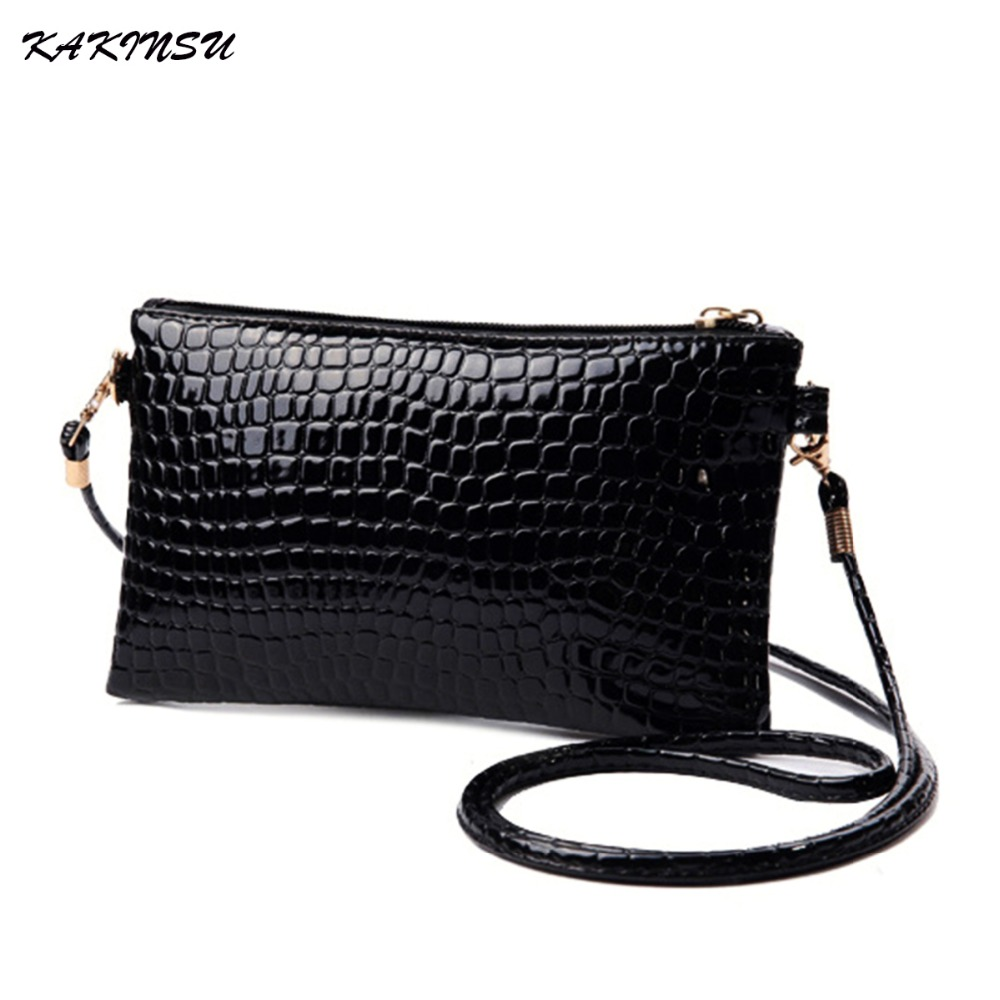 Small Female Shoulder Bags Ladies Mini Purse and Handbags Girl Crossbody Bags for Women Messenger Bags Mini Phone Bag #X8405