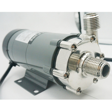 цена на MP-15RM  High Temperature  Homebrew Stainless Steel Magnetic Drive Pump 220V 50HZ