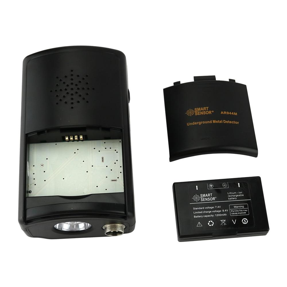 Fémdetektor föld alatti mélység1.8m / 3m AR944M szkenner-kereső - Mérőműszerek - Fénykép 5