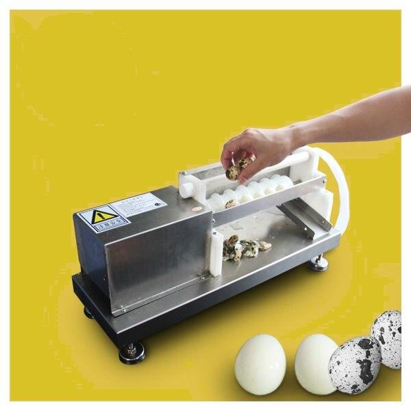 цена на Practical Automatic Quail Egg Peeler Machine Huller Peeling Sheller Machine