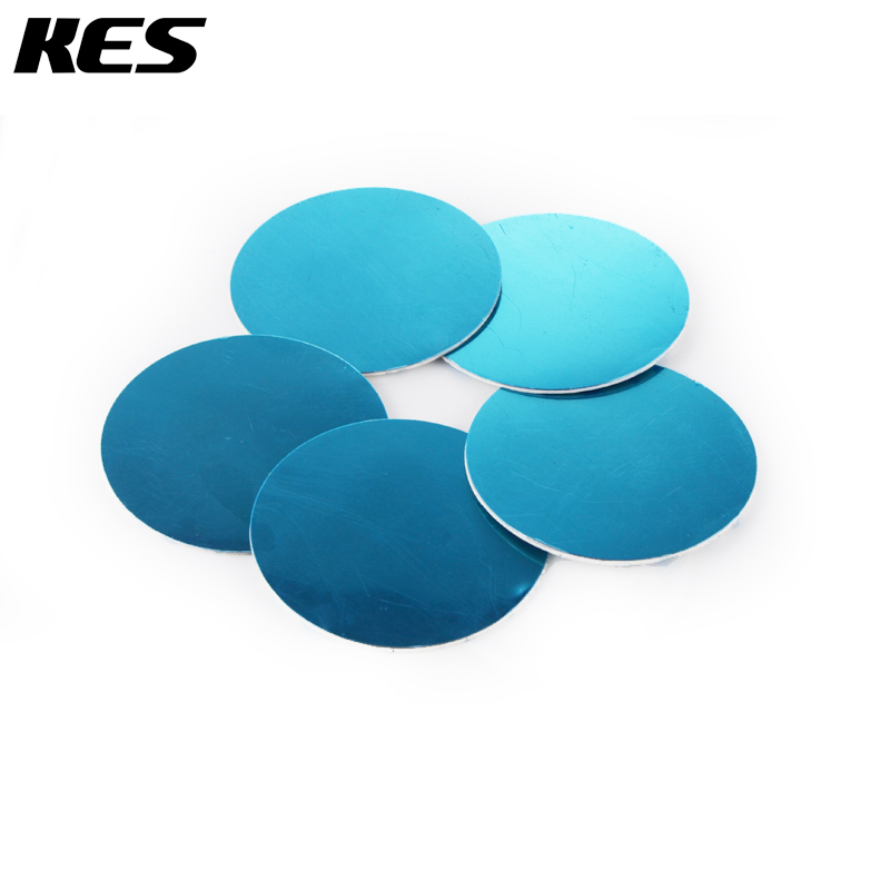 Polished Stainless Steel Mounting Disc With 3m Adhesive Steady Kes Adapter Plate 95mm Circular Adhesive Dash 5 Pieces To Prevent And Cure Diseases