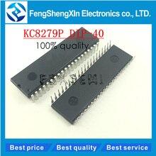 5 шт./лот KC8279P Новый программируемый чип клавиатуры IC DIP-40