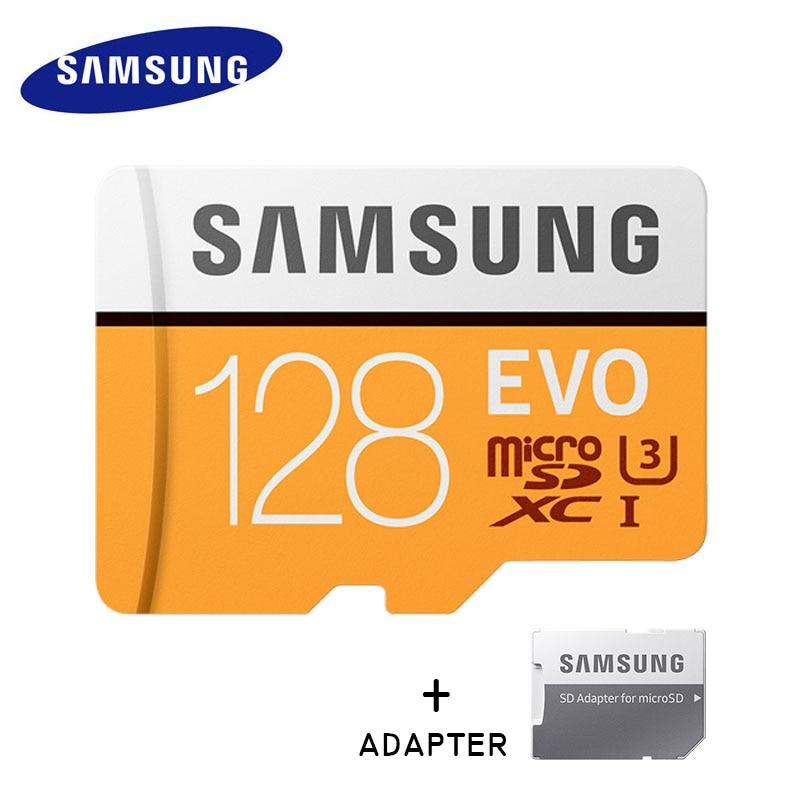 SAMSUNG Micro SD Memory Card 64GB 32GB 16GB MicroSD Cards SDHC SDXC Max 95M/s EVO C10 TF Trans Flash Mikro Card 128G SD hotsale sd memory card 64gb 32gb class 10 sd card 4gb 8gb 16gb transflash sdhc sdxc tf card flash usb memory