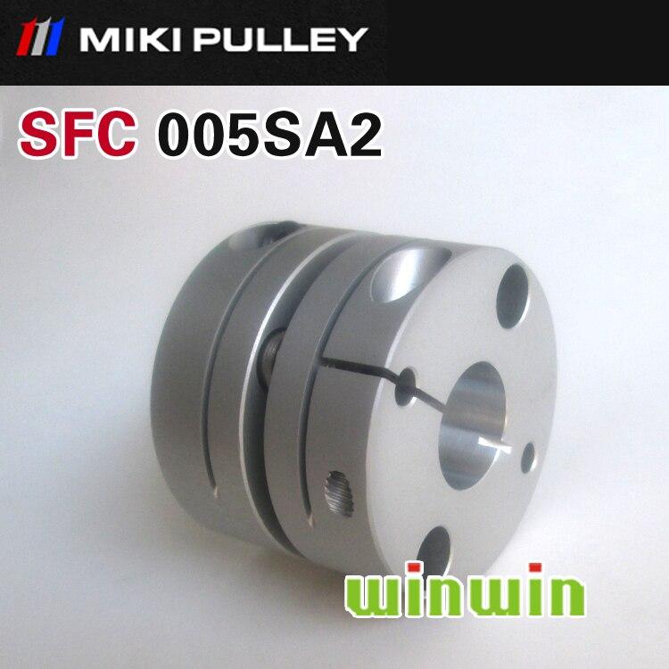 MIKI шкив CNC части однодискового типа OD 16x16,7 мм 5 мм Муфта 5*5
