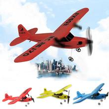 New Super RC Plane Remote Control Airplane Aeroplane Glider Cool Drones